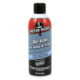 Motor Medic® - 12 oz. Auto and Truck Windshield De-Icer Aerosol