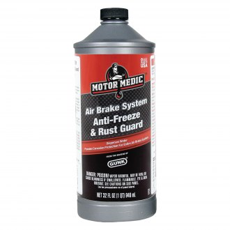 Motor Medic® - 32 fl. oz. Air Brake System Anti-Freeze and Rust Guard