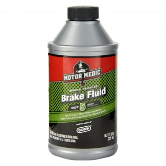 Motor Medic® - 11 fl. oz. DOT 5 Brake Fluid