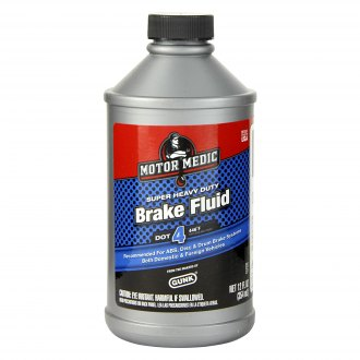 Motor Medic® - DOT 4 Super HD Brake Fluid
