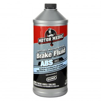 Motor Medic® - 12 fl. oz. ABS Brake Fluid