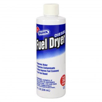 Motor Medic® - 8 fl. oz. Diesel Fuel Dryer