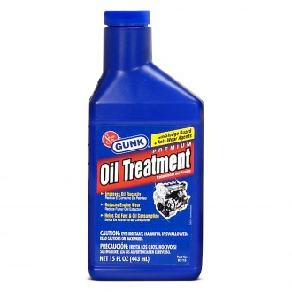 MotorMedic® - Premium™ Oil Treatment with Sludge Guard 15 oz