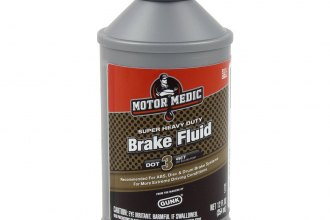 MotorMedic® - DOT 3 Super Heavy Duty Brake Fluid
