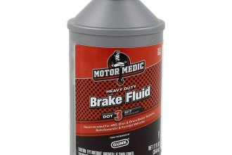 MotorMedic® - DOT 3 Heavy Duty Brake Fluid