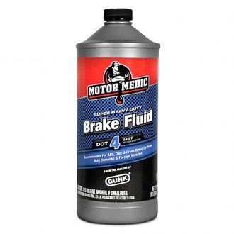 MotorMedic® - DOT 4 Super Heavy Duty Brake Fluid 1 Quart