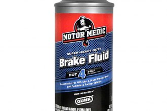 MotorMedic® - DOT 4 Super Heavy Duty Brake Fluid