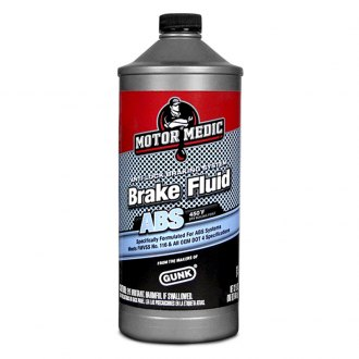 MotorMedic® - DOT 4 ABS™ Brake Fluid