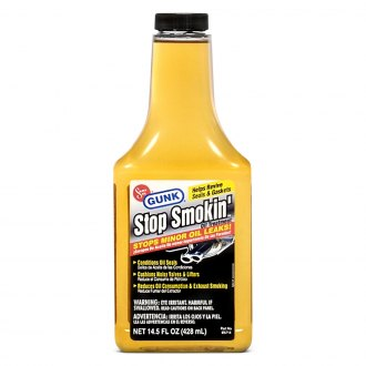 MotorMedic® - Stop Smokin™ Smoke Reducer and Stop Leak Oil Treatment 14.5 oz