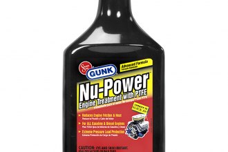 MotorMedic® - Nu-Power™ Engine Treatment with PTFE