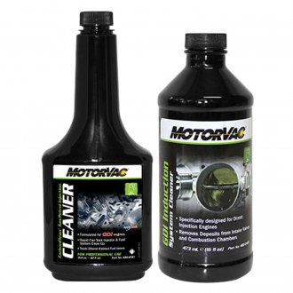 MotorVac® - Carbon Clean GDi Fuel Inductiion System Kit