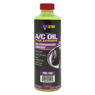 MotorVac® - PAG Oil with A/C ExtenDye™