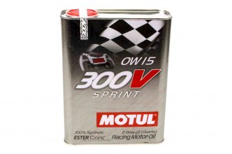 Motul USA® - 300V 0w15 Racing Oil Synthetic 2 Liters