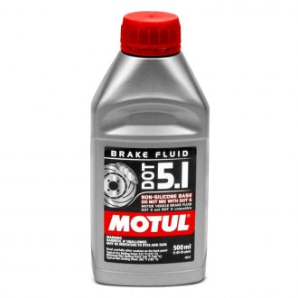 Motul USA® - DOT 5.1 Synthetic Brake Fluid 16.9 oz