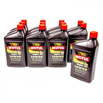 Motul USA® - Break-In Oil 10w40 Case12 Qt