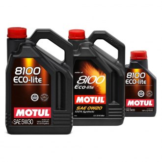 Motul USA® - 8100 Synthetic Motor Oil