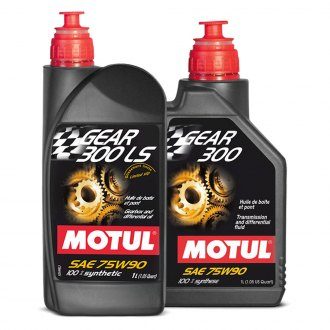 Motul USA® - Gear 300 Synthetic Transmission Lubricant