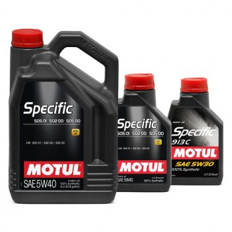 Motul USA® - OEM Specific Synthetic Motor Oil