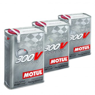 Motul USA® - 300V Synthetic Racing Motor Oil