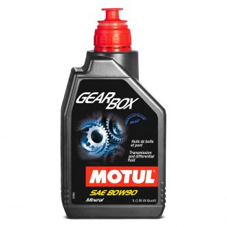 Motul USA® - Gearbox Mineral SAE 80W-90 Transmission Lubricant 1.05 Quart