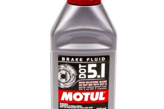 Motul USA® - DOT 5.1 Synthetic Brake Fluid