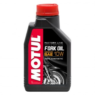 Motul USA® - Factory Line Synthetic SAE 10W Suspension Oil