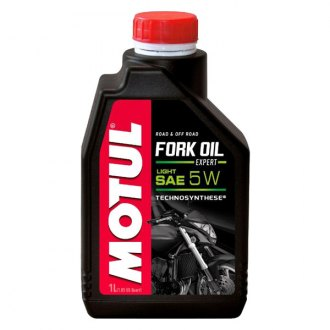 Motul USA® - Expert Technosynthese SAE 5W Suspension Oil