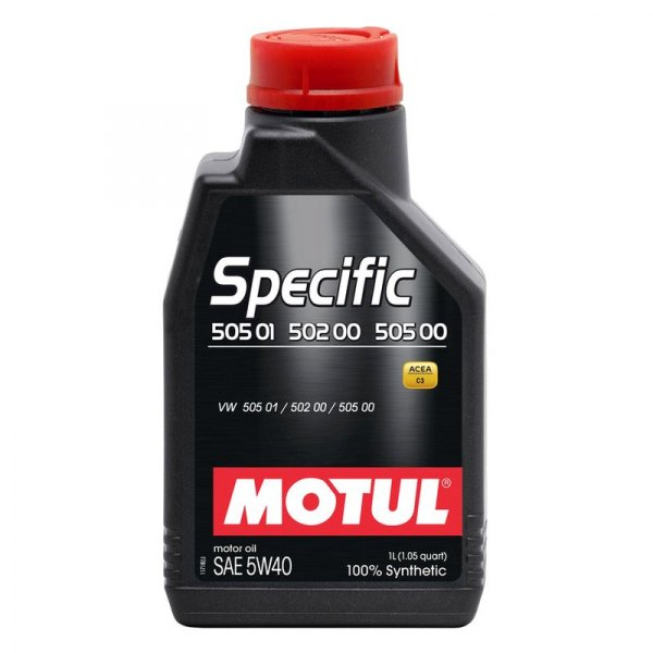 Motul USA® - Specific Synthetic Motor Oil