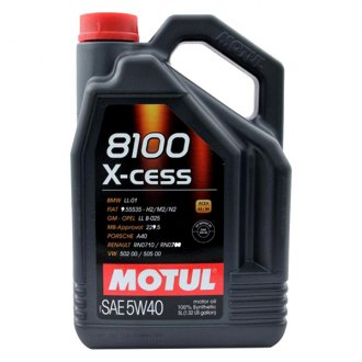 Motul USA 102870 - X-Cess Synthetic SAE 5W-40 Motor Oil