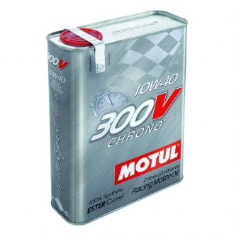 Motul USA® - 300V Chrono Synthetic Motor Oil