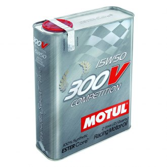 Motul USA® - 300V Competition Synthetic Motor Oil
