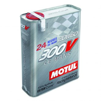 Motul USA® - 300V Le MANS Synthetic Motor Oil