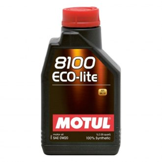 Motul USA® - Eco-Lite Synthetic Motor Oil