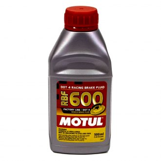 Motul USA® - RBF Brake Fluid 600 Degree, 0.5 Liter