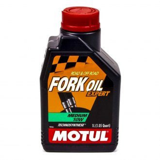 Motul USA® - 10W Fork Oil Expert Medium, 1 Liter