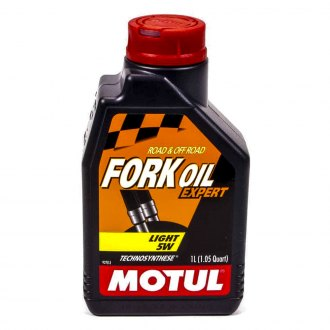 Motul USA® - 5W Fork Oil Expert Light, 1 Liter