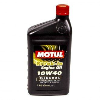 Motul USA® - 10W-40 Break-In Oil, 1 Qt