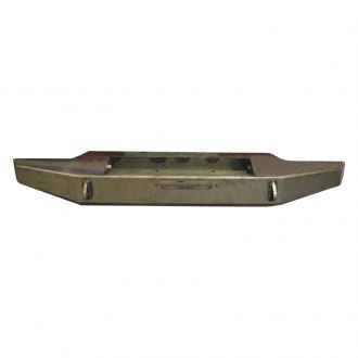 Mountain Off-Road Enterprises® - Rock Proof Straight Front Bumper