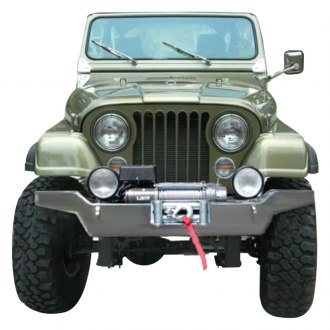 M.O.R.E.® - Rock Proof High Clearance Full Width Front Winch HD Bumper