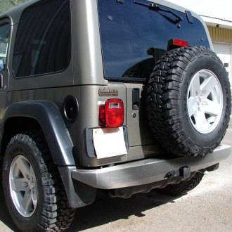 M.O.R.E.® - Rock Proof Full Width Rear HD Bumper