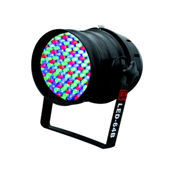 MR DJ® - LED PAR 64 Stage Lighting (Black)