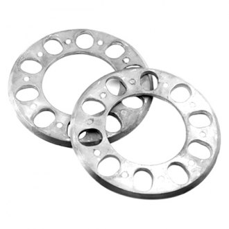 Mr. Gasket® - Silver Aluminum Wheel Spacers