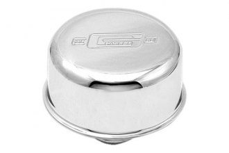 Mr. Gasket® - Chrome Oil Breather Cap