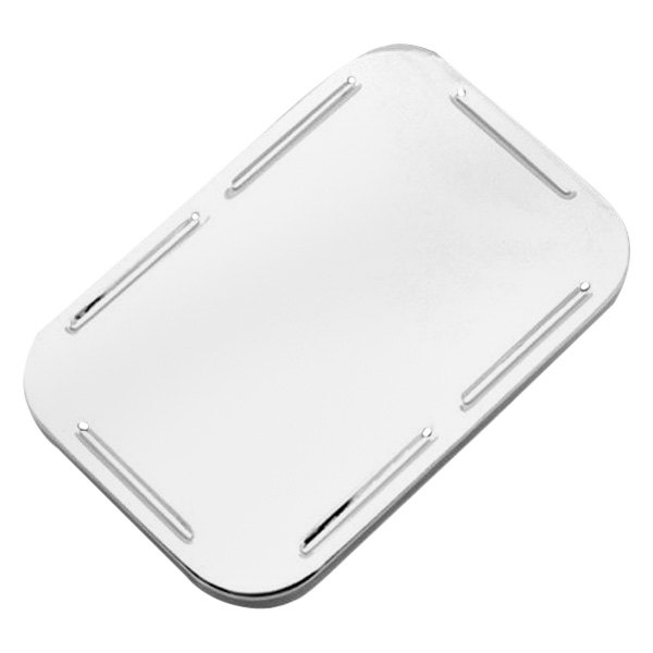 Mr. Gasket® - Chrome Plated Plastic Master Cylinder Cover
