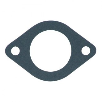 Mr. Gasket® - Water Outlet Gasket Nitrile Rubber/Fiber