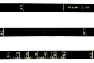 Mr. Gasket® - Precision Timing Tape