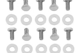 Mr. Gasket® - Chrome Plated Timing Cover Bolts