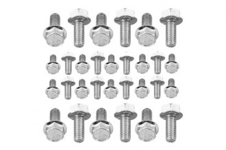 Mr. Gasket® - Zinc Plated Oil Pan Bolt Kit