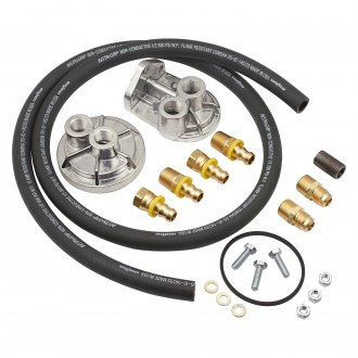 Mr. Gasket® - Remote Oil Filter Kit