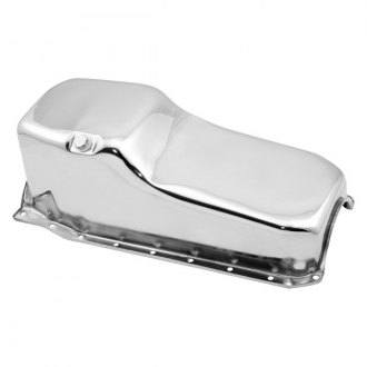 Mr. Gasket® - Chrome Plated Engine Oil Pan